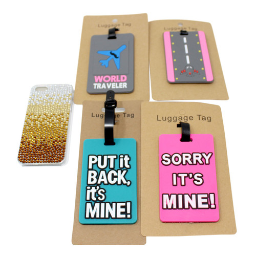 Luggage Tag Value Set