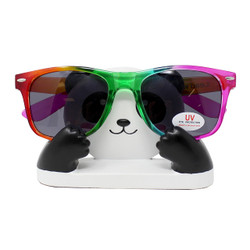 "Panda Eyeglass Stand 4.5""L"