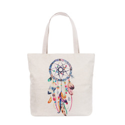 Dream Catcher Tote Beach Bag
