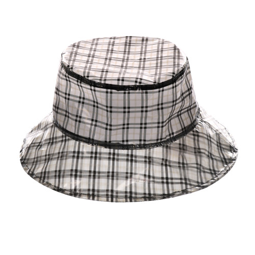 Super Soft Haymarket Print PVC Bucket Hat