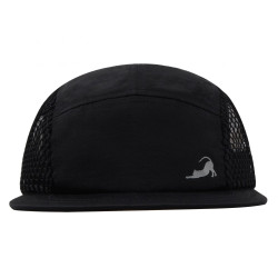 Quick Dry Sports  Baseball Hat Mesh Cat Lover Black