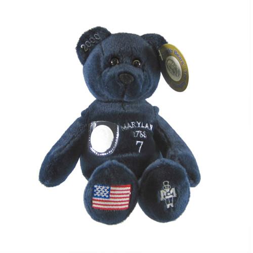 Maryland Quarter Bear