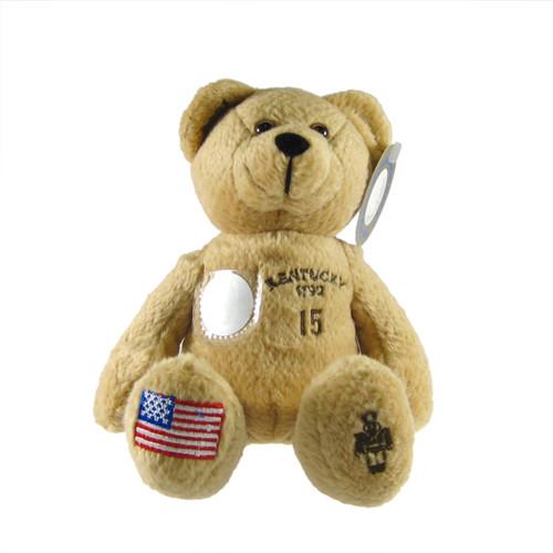 Kentucky Quarter Bear