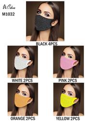 12 Piece Fashion Masks Sparkles