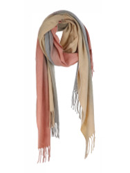 Copy of Ultra Soft Scarf Cashmere Feel Tie Dye Olive
