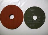 """Pferd 4-1/2"""" x 7/8"""" Fiber Resin Sanding Disc, 220 Grit, 25 pack"""