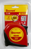 Starrett 30' Exact Tape Measure, TX1-30, Lot of 12