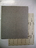 "SIA 9"" x 11"" Sand Paper Sheets, 80 Grit, A/O, 50 Sheets"