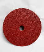 "7"" x 7/8"" Fiber Resin Sanding Disc Aluminum Oxide 50 Grit, 100 Discs - FREE SHIPPING"