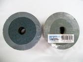 """4-1/2"""" x 7/8"""" Fiber Resin Sanding Disc Zirconia 50 Grit, LTS, 25 Discs"""