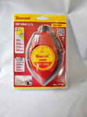 100' Chalk Line Only, Impact Resistant Plastic Case Starrett KCX001-N, Lot of 1 - FREE SHIPPING