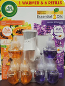 Air Wick Hawaii Lavender & Chamomile Fragrance 1 Warmer & 6 Fragrance Refills - FREE SHIPPING