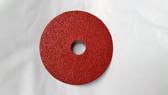 "4-1/2"" x 7/8"" Fiber Resin Sanding Disc Aluminum Oxide 50 Grit, LTS, 25 Discs"