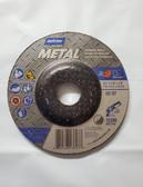"""Norton 4-1/2"""" x 1/4"""" x 7/8"""" Grinding Wheel Type 27 Metal, Lot of 50 - FREE SHIPPING"""
