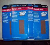 "3-2/3"" x 9"" 150 Grit 1/3 Sanding Sheets (60) sheets Norton #48295"
