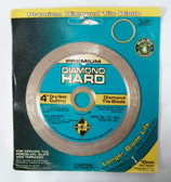 "4"" Diamond TILE Circular Saw Blade Planet Diamond #22104020"