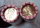 2009 Lincoln Cent P Professional Series Uncirculated NF String - 1 Roll