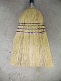 Natural Corn Broom - Lot of 1