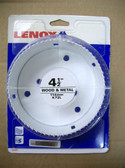 "4-1/2"" Lenox Hole Saw Bit Bi-Metal, 1-1/2"" Depth, K72L"