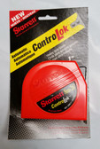 "8m / 26' Metric English Tape Measure, 1"" Blade, 66338, Starrett, Lot of 1"