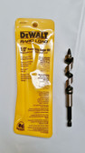 "1/2"" DeWalt Rapid Load Ship Auger X 4-1/2"", DW2561 - Free Shipping"