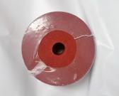"5"" x 7/8"" Fiber Resin Sanding Disc Aluminum Oxide 60 Grit, LTS, 100 Discs"