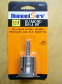 "1-1/8"" Diamond Hole Saw For Tile DiamondSure"