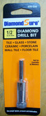 "1/2"" Diamond Hole Saw For Tile DiamondSure"