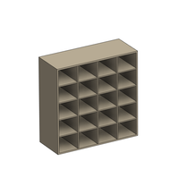 Pidgeon Hole Shelving