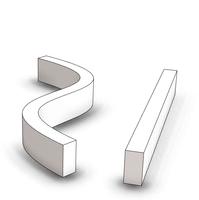 Rectangular Concrete Beam