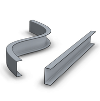 Steel CC Channel Beam