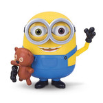 Minion Bob with Teddy Bear switch adapted toy