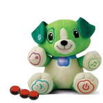 My Pal Scout switch adapted interactive dog for kids with disabilities.