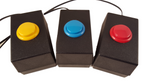 Dot Box Switch is perfect for individuals with disabilities that have good fingertip movement.