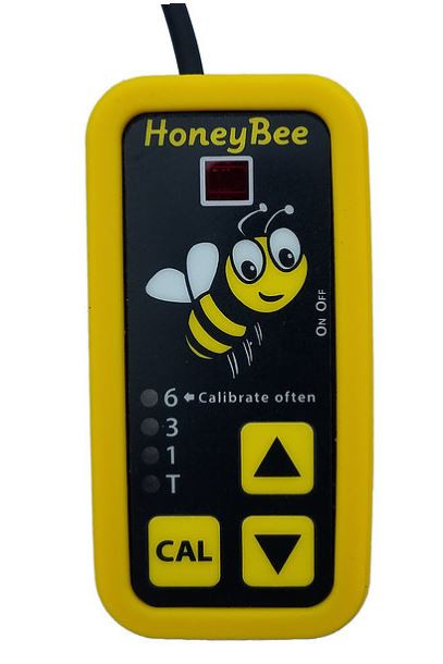 Adaptivation Honeybee Proximity Switch for people with severe motor impairment disability.