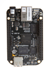 Beaglebone Black Rev C by Element 14