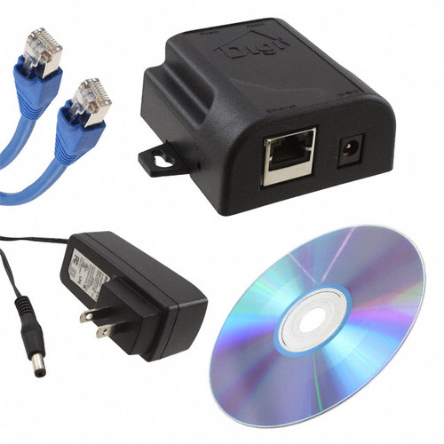 ConnectPort X2 - XBee (ZigBee) to Ethernet. Commercial enclosure. Antennas and power supply included.