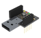 USB shield for RF Duino - sold separately