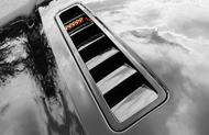 2005-2014 Ford Mustang Turn Signal Hood Lighting Kit - Amber