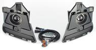 2013-2014 Mustang GT/CS Lower Valance Fog Light Kit