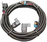2010-2012 V6 Mustang Fog Light H10 Wiring & Switch Kit