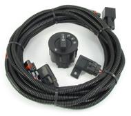 2013-2014 Mustang V6 3.7L & Boss 302 Fog Light Wiring / Switch Kit H11 Connectors