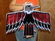 Vintage Pontiac Firebird Emblem / Metal Art Sign (Large 24x18) (PONBIRD2-24x18)