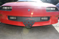 1995-1997 Camaro Z28 - Quick Release Front License Plate Bracket STO N SHO