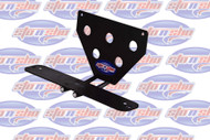 2018-2019 BMW 430i and 440i - Quick Release Front License Plate Bracket STO N SHO