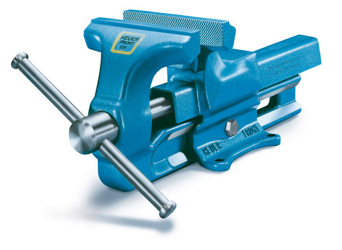 VH100100 Vise, Bench, 100 mm Jaw, Handle / Pin Included, Bench Mounted