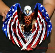 USMC Marines Freedom Eagle Metal Sign 20X20