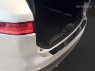 2017 - 2019 Jaguar F-Pace - Black Carbon Fiber Rear Bumper Protector