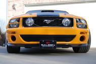 2007 Ford Mustang Saleen Parnelli Jones - Removable Front License Plate Bracket STO N SHO