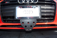 2013 - 2016 Audi S5 - Quick Release Front License Plate Bracket